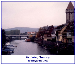 Single wertheim